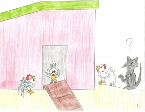 Boris and the Chickens