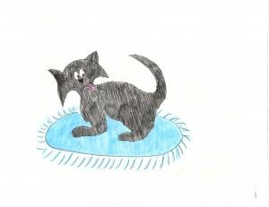 Boris Kitty Christian Children's Story