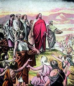 Jesus Feeds 4,000