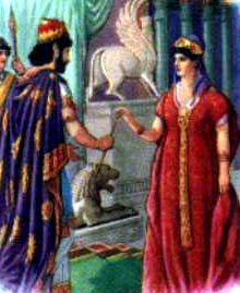Esther Before Xerxes